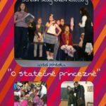 Divadelní skupinka SŠKK hraje pro dětské pacienty v Thomayerově nemocnici
