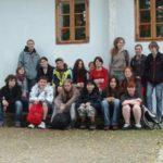 Sportovně-turistický kurz Horní Poříčí 2010