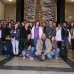 Odborná exkurze do Městské knihovny na Mariánském náměstí