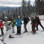 Lyžařský a turistický kurz