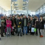 Exkurze na knižní veletrh v Lipsku 2012