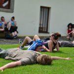 Sportovně-turistický kurz Horní Poříčí 10. - 16. června 2012