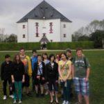 Exkurze do Břevnovského kláštera a k letohrádku Hvězda