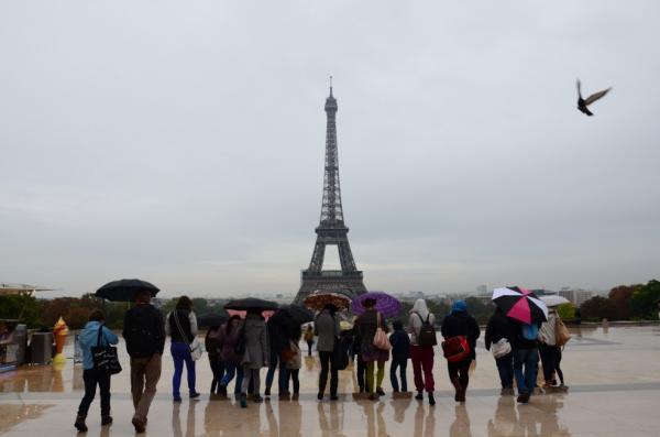 Exkurze do Paříže 7. – 11. října 2012