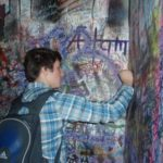 Exkurze na výstavu o J. Palachovi a Mezinárodní výstavu streetartu a graffiti