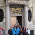 Návštěva Goethe institutu se studenty K1