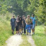 Sportovně-turistický kurz Horní Poříčí 3. - 8. září 2013