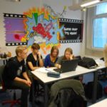 Stuttgart - setkání se studenty v rámci projektu Comenius