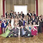 Maturitní a imatrikulační ples