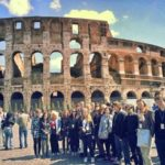 Exkurze do Říma a Florencie