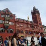 Projekt Comenius - setkání v Basileji v květnu 2014
