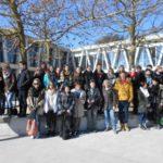 Ženeva 23. - 27. února 2015 - setkání se studenty v rámci projektu Comenius