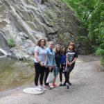 Školní výlet do Prokopského údolí