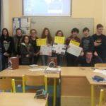Studenti K2 v soutěži projektů v rámci Základů přírodních věd
