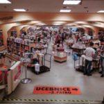 Odborná exkurze do knihkupectví v oblasti Václavského náměstí a Národní třídy
