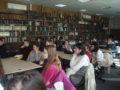 Exkurze do knihovny Národního muzea
