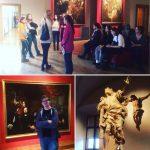 Exkurze do Anežského kláštera a Schwarzenberského paláce