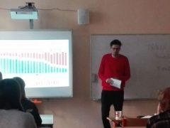 Přednáška Mladých demokratů o EU (K3 a K4)