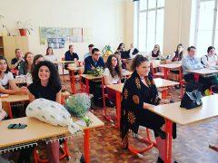 Slavnostní předávání maturitních vysvědčení (K4)