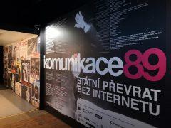 Výstava Komunikace 89 (K3, K4)