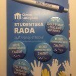 Účast žáka K3 na Republikovém sněmu České středoškolské unie