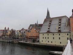 Adventní zájezd do Regensburgu – 6. 12. 2019